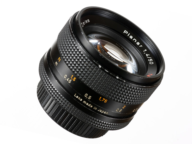 Carl Zeiss CY 85mm f1.4