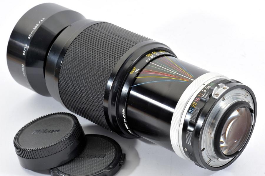 nikon 80-200 f4.5
